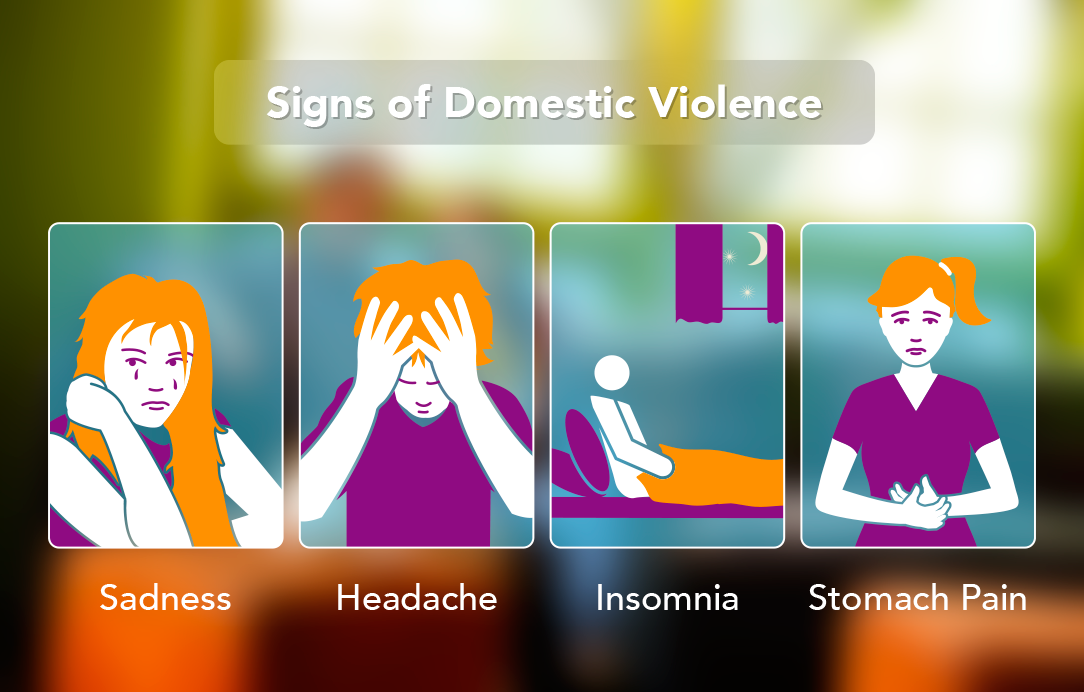 domestic abuse and women in shelters essay