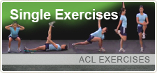 Single videos of each ACL Injury Prevention Exercise