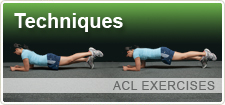 Correct and Incorrect ACL Exercise Techniques
